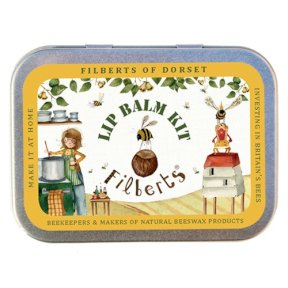 Filberts of Dorset - Lip Balm Making Kit In A Tin