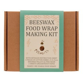 Filberts of Dorset - Beeswax Foodwrap Making Kit