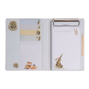 Wrendale Sticky Notes Book - The Country Set
