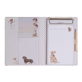 Wrendale Sticky Notes - A Dogs Life