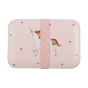 Sophie Allport Unicorn Childrens Bamboo Lunch Box