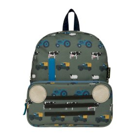 Sophie Allport On The Farm Childrens Shaped Backpack