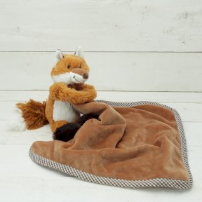 Jomanda Fox Toy Soother