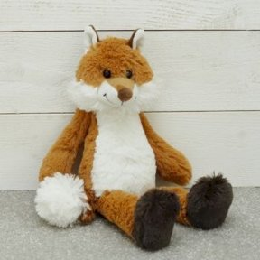 Jomanda Foxy Dave Fox Soft Toy