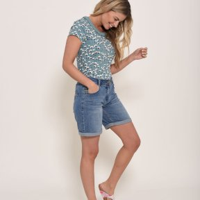 Brakeburn Ladies Denim Shorts