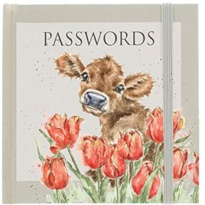 Wrendale 'Bessie' Password Book