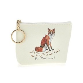 'For Fox Sake' Coin Purse