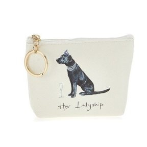 'Her Ladyship' Dog Coin Purse