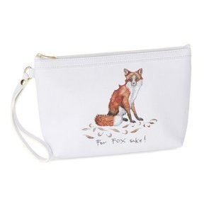 'For Fox Sake!' Make Up Bag