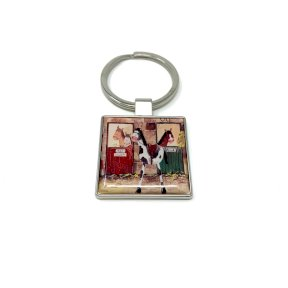 Alex Clark Alices Stables Key Ring
