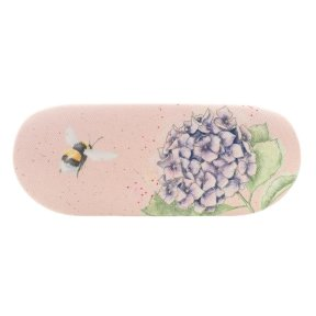 Wrendale 'Hydrangea' and Bee Glasses Case