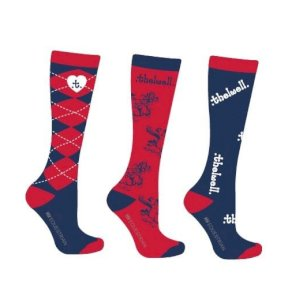 Hy Equestrian Thelwell Collection Adult Socks