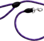 Mountain Rope Trigger Lead - Reflective Fleck - Purple - 1.2 x 120cm